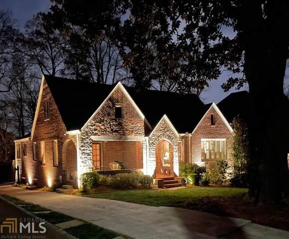 637 E Pelham Road, Atlanta, GA 30324 (MLS #8960594) :: RE/MAX Eagle Creek Realty