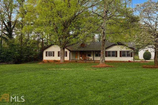 3980 Manor House Dr, Marietta, GA 30062 (MLS #8960635) :: Tim Stout and Associates