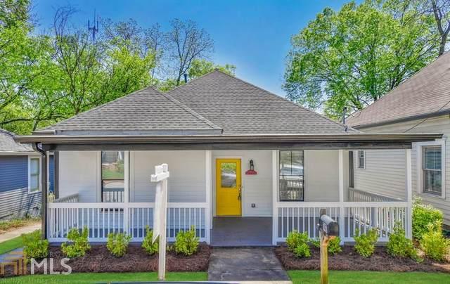 747 Kirkwood Avenue Se, Atlanta, GA 30316 (MLS #8960645) :: The Heyl Group at Keller Williams