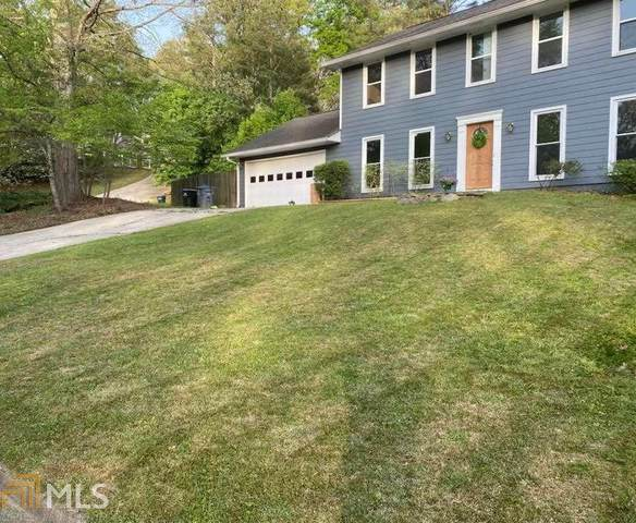 205 Lakeland Ct, Roswell, GA 30076 (MLS #8960648) :: HergGroup Atlanta