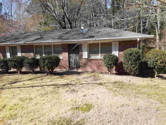 2731 Carriage Ln, College Park, GA 30349 (MLS #8960694) :: Tim Stout and Associates