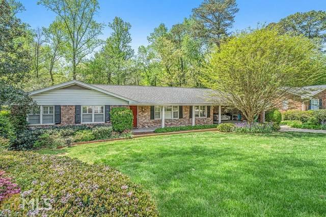 1504 Kahanna Drive, Decatur, GA 30033 (MLS #8960717) :: Tim Stout and Associates