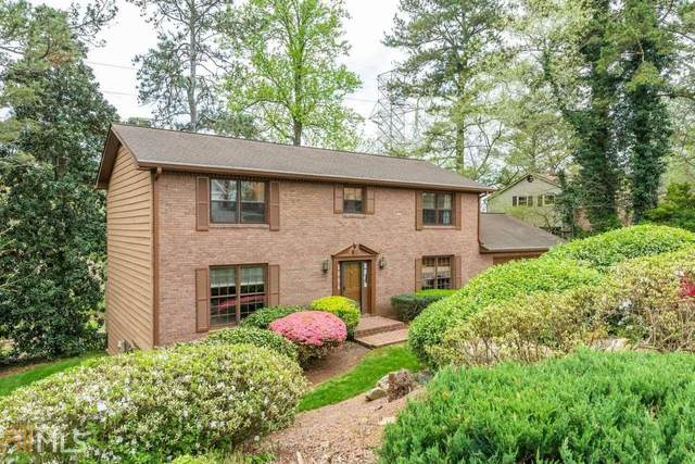 4220 Summit Dr, Marietta, GA 30068 (MLS #8960786) :: Team Reign