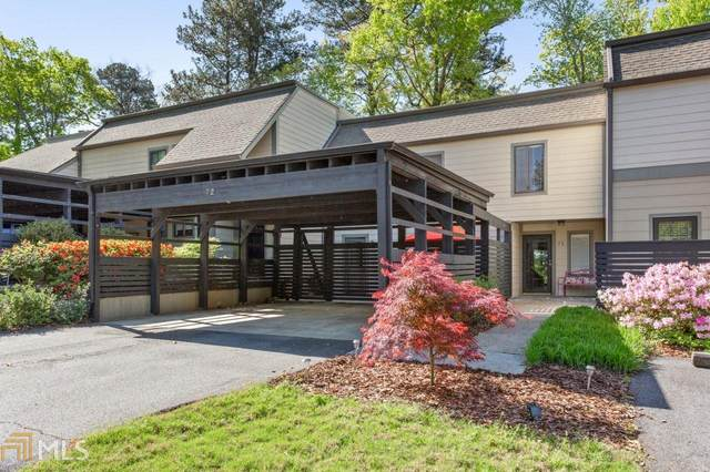 72 Forrest Pl #72, Sandy Springs, GA 30328 (MLS #8960912) :: Michelle Humes Group
