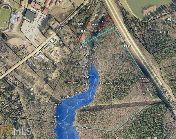 01 Damon Gause Pkwy Highway 129 Pkwy, Jefferson, GA 30549 (MLS #8960923) :: Crest Realty