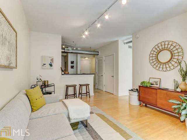 800 Peachtree Street #1503, Atlanta, GA 30308 (MLS #8960986) :: Houska Realty Group