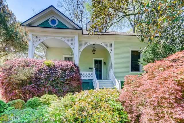 609 Cherokee Ave, Atlanta, GA 30312 (MLS #8961014) :: RE/MAX Eagle Creek Realty