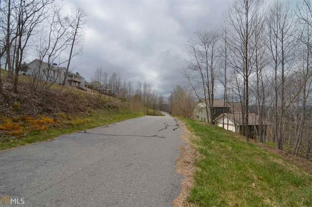 0 Dan Knob 86-B, Hayesville, NC 28904 (MLS #8961034) :: RE/MAX Eagle Creek Realty