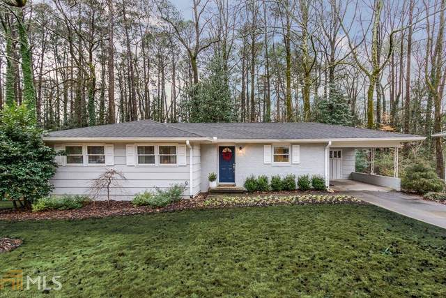 1637 Tryon Rd, Brookhaven, GA 30319 (MLS #8961054) :: The Realty Queen & Team