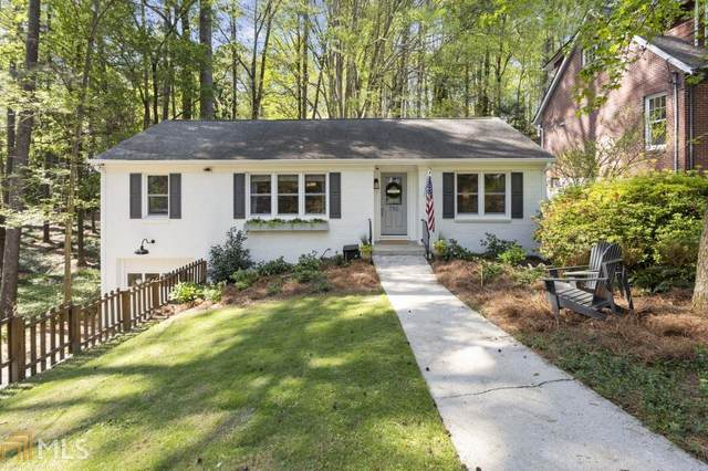 750 Longwood Dr, Atlanta, GA 30305 (MLS #8961087) :: Savannah Real Estate Experts
