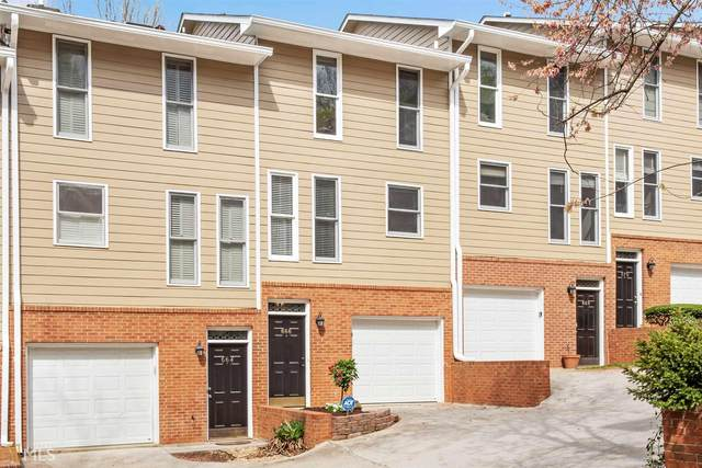 666 Park Village Dr #8, Atlanta, GA 30306 (MLS #8961106) :: Houska Realty Group