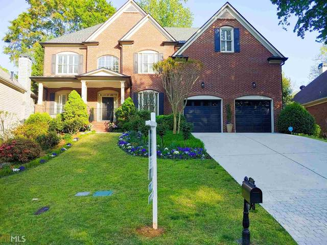 3163 Windsor Lake Dr, Brookhaven, GA 30319 (MLS #8961160) :: Michelle Humes Group