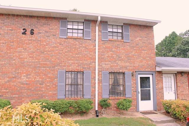6354 Shannon Pkwy 26C, Union City, GA 30291 (MLS #8961193) :: Houska Realty Group