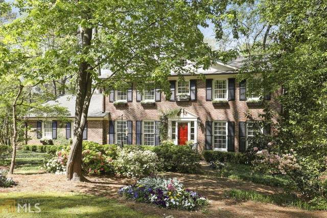4111 Mcclatchey Cir, Atlanta, GA 30342 (MLS #8961210) :: AF Realty Group