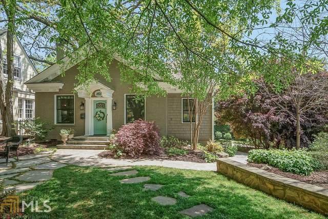 1421 N Highland Ave, Atlanta, GA 30306 (MLS #8961230) :: RE/MAX Eagle Creek Realty