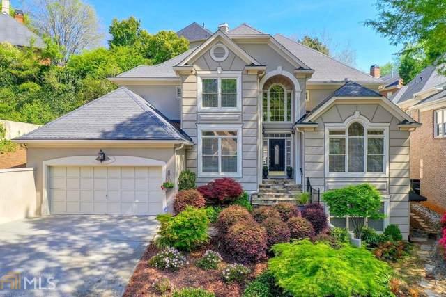 4591 Chattahoochee Ct, Marietta, GA 30067 (MLS #8961281) :: RE/MAX Eagle Creek Realty