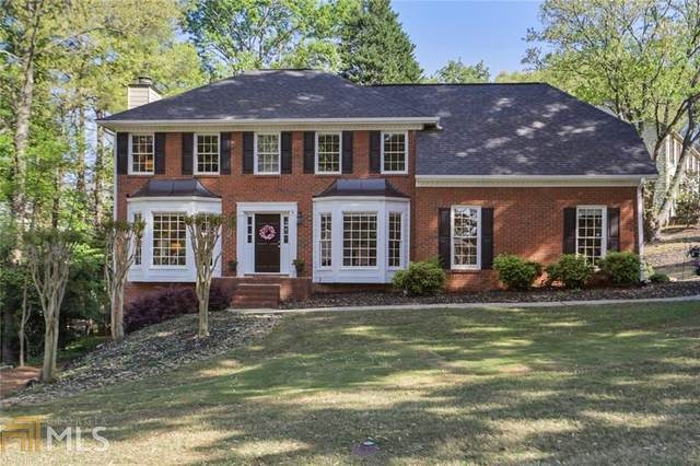 655 Ridgemont Dr, Roswell, GA 30076 (MLS #8961325) :: RE/MAX One Stop