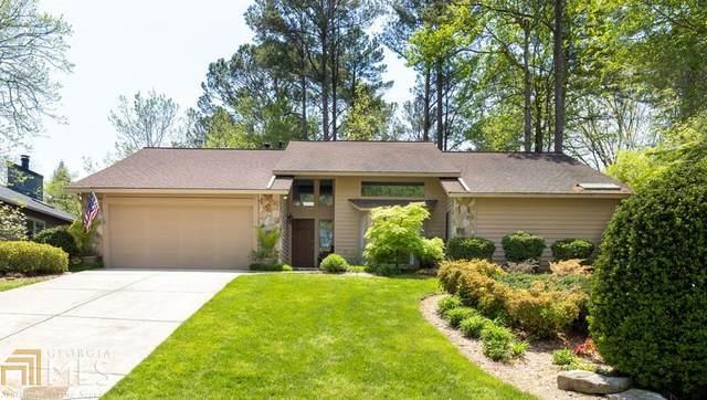 4030 Muirfield Ln, Marietta, GA 30068 (MLS #8961326) :: Savannah Real Estate Experts