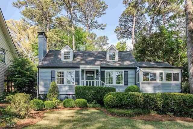 444 Overbrook Dr, Atlanta, GA 30318 (MLS #8961335) :: The Atlanta Real Estate Group