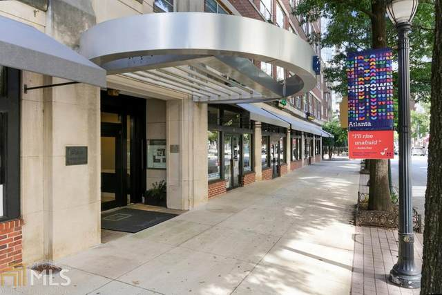 800 Peachtree Street #1501, Atlanta, GA 30308 (MLS #8961402) :: Houska Realty Group
