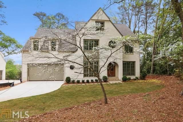 2945 W Roxboro Road, Atlanta, GA 30324 (MLS #8961457) :: Houska Realty Group