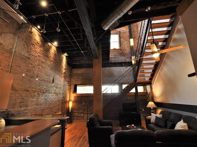 267 Peters St #102, Atlanta, GA 30313 (MLS #8961544) :: Keller Williams Realty Atlanta Partners