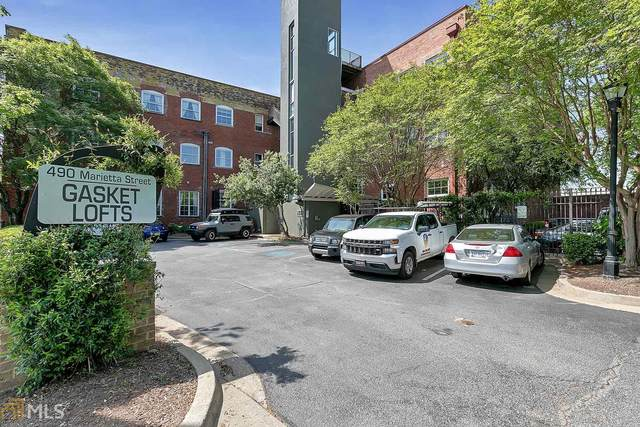 490 Marietta St #206, Atlanta, GA 30313 (MLS #8961634) :: Houska Realty Group