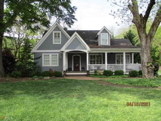 1103 Riverside Dr, Gainesville, GA 30501 (MLS #8961680) :: The Durham Team