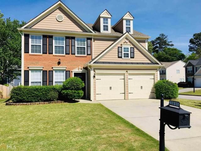 2831 Priestcliff Dr, Smyrna, GA 30080 (MLS #8961688) :: Keller Williams Realty Atlanta Partners