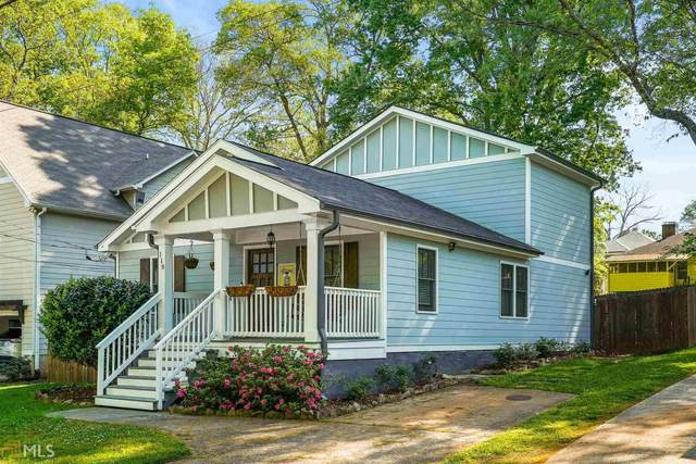 118 Dearborn St, Atlanta, GA 30317 (MLS #8961722) :: RE/MAX Eagle Creek Realty