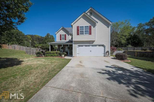 105 Mount Vernon Dr #8, Dallas, GA 30157 (MLS #8961754) :: Crest Realty