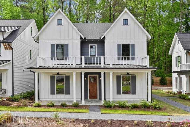1860 Commons Cir, Brookhaven, GA 30341 (MLS #8961858) :: The Realty Queen & Team