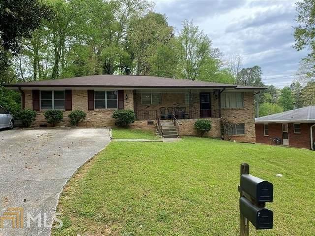 2147 Arlington Ave, Atlanta, GA 30324 (MLS #8961927) :: RE/MAX Eagle Creek Realty