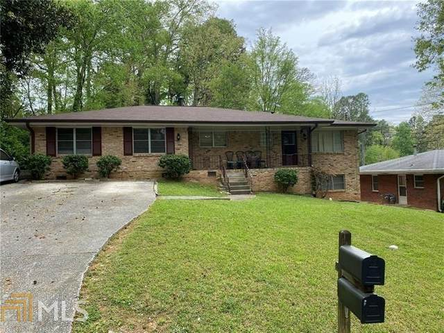 2147 Arlington Ave, Atlanta, GA 30324 (MLS #8961932) :: RE/MAX Eagle Creek Realty
