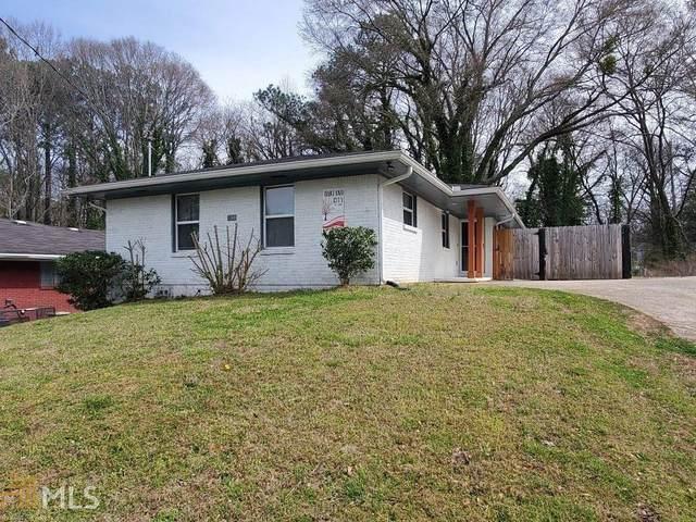 1105 Cordova St, Atlanta, GA 30310 (MLS #8961946) :: Team Reign