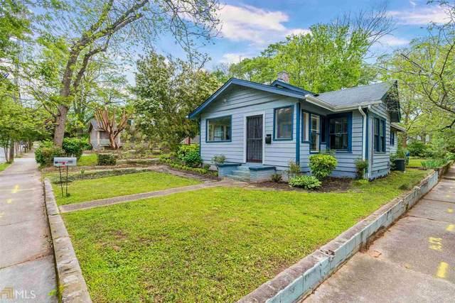 1277 NE Hardee St, Atlanta, GA 30307 (MLS #8961985) :: RE/MAX Eagle Creek Realty