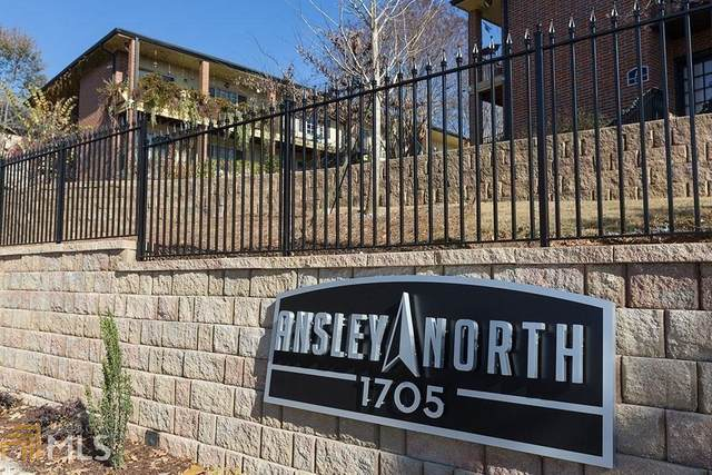 1705 Monroe Dr A05, Atlanta, GA 30324 (MLS #8962022) :: Houska Realty Group