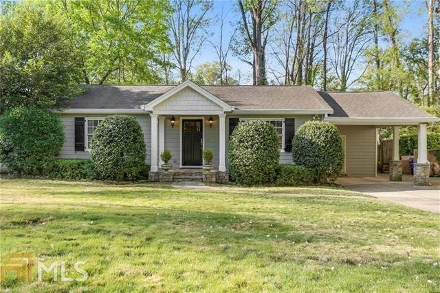 1501 Grant Dr, Brookhaven, GA 30319 (MLS #8962046) :: Scott Fine Homes at Keller Williams First Atlanta