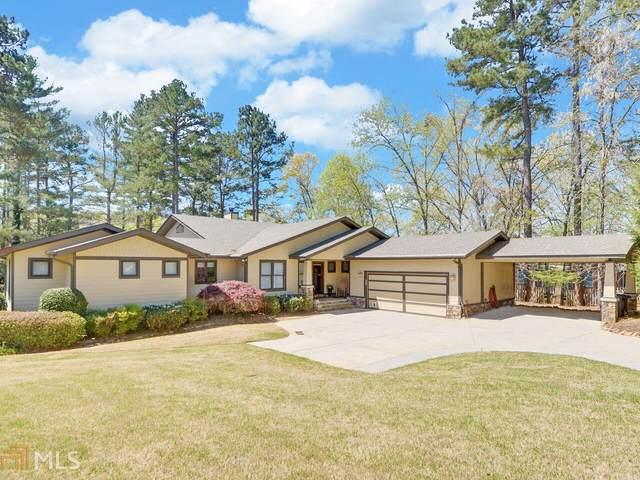 305 Julian Creek Road, Dawsonville, GA 30534 (MLS #8962055) :: Buffington Real Estate Group