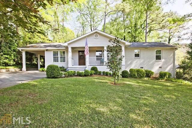 3565 Hickory Circle Se, Smyrna, GA 30080 (MLS #8962061) :: RE/MAX Eagle Creek Realty