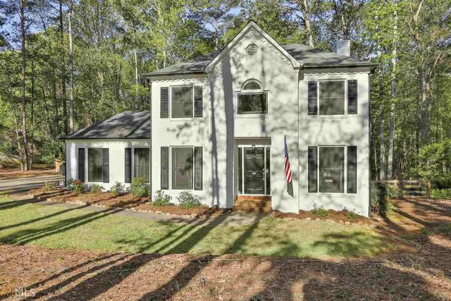 155 Old Mill Point, Fayetteville, GA 30214 (MLS #8962139) :: Crest Realty