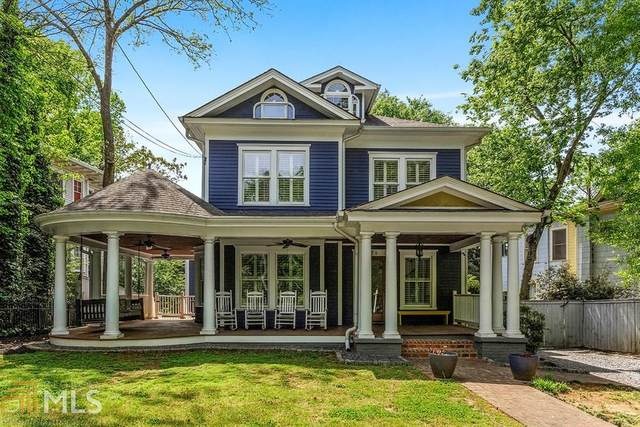 178 Hurt Street Ne, Atlanta, GA 30307 (MLS #8962166) :: RE/MAX Eagle Creek Realty