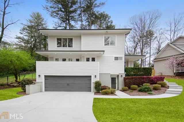 2356 Bynum Rd, Brookhaven, GA 30319 (MLS #8962168) :: Scott Fine Homes at Keller Williams First Atlanta