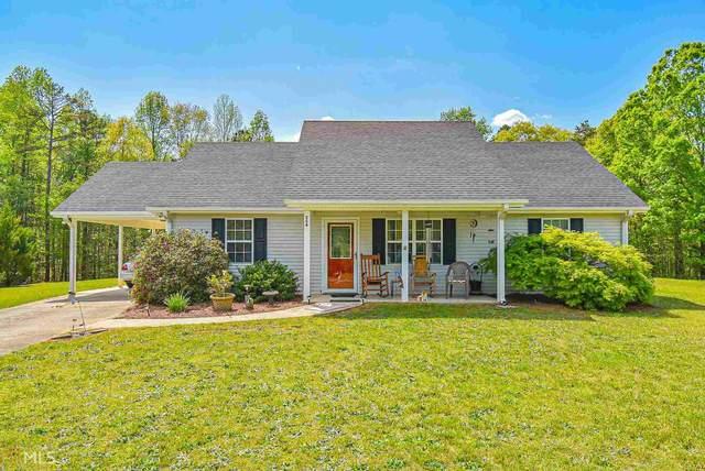 266 Gardiner Road, Homer, GA 30547 (MLS #8962218) :: Buffington Real Estate Group