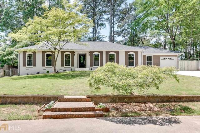 4417 Goodfellows Ct, Tucker, GA 30084 (MLS #8962223) :: Crest Realty