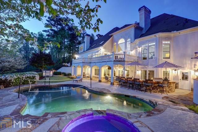 1106 Ascott Valley Drive, Johns Creek, GA 30097 (MLS #8962239) :: Scott Fine Homes at Keller Williams First Atlanta