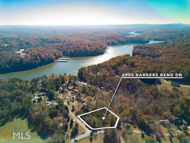 6905 Barkers Bend Dr, Murrayville, GA 30564 (MLS #8962252) :: RE/MAX Eagle Creek Realty
