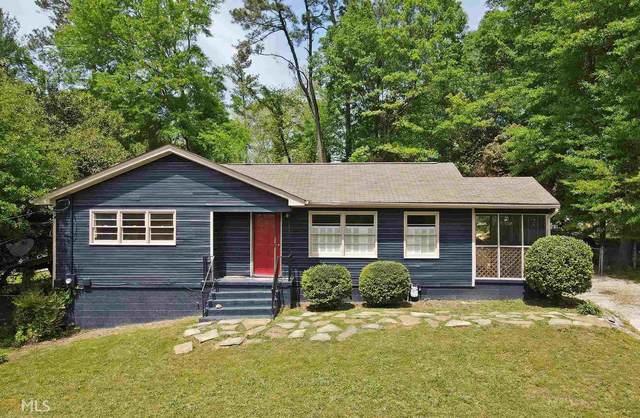376 Christopher Dr, Gainesville, GA 30501 (MLS #8962289) :: Buffington Real Estate Group