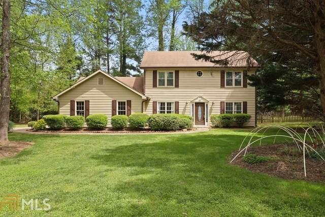 132 Treillage Ln, Peachtree City, GA 30269 (MLS #8962293) :: Athens Georgia Homes