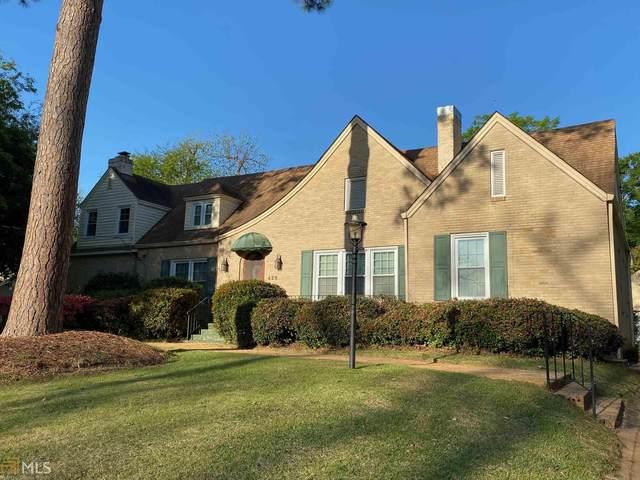 428 Howell St, Thomaston, GA 30286 (MLS #8962306) :: Savannah Real Estate Experts